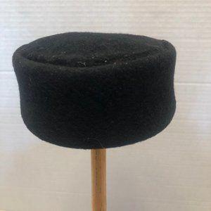 Vintage Black Ladies Hat